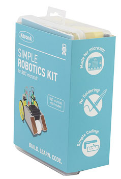 Robot Kitronik Simple Robotics Kit